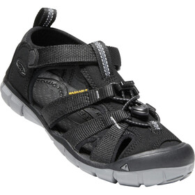 Keen Seacamp II CNX Chaussures Adolescents, black/steel grey